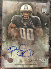 2014 Topps Inception Football Rookie Autographs Gallery, Guide 61
