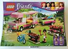 Lego 3184 Friends Heartlake Adventure Camper Set New In Factory Sealed Box