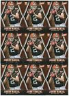 10ct Johnny Manziel 2014 Panini National ROOKIE RC Base Card Lot *T200