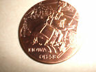 Copper wash US Army Aviation Kiowah OH -58 Helicopter Commemorative Coin