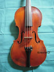 AUTHENTIC FINE OLD FRENCH VIOLIN 1770 BY SALOMON A PARIS with RAMPAL Certificate