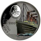 TITANIC RMS*1 KILO*#86 OF 300*Virgin Islands~2012~Silver Coin~100th Anniversary