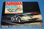 AURORA MoDEL MoToRING REAL RACING FLAME THROWERS SLOT CARS WITH LIGHTS TRACK SET