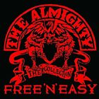 THE ALMIGHTY 'FREE 'N' EASY : THE COLLECTION' (Best Of) CD (2014)