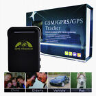 Mini Realtime Spy Car Waterproof GSM/GPRS/GPS System Tracker Device Lost Found