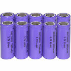 10 UltraFire 26650 3.7V 7800mAh Rechargeable Li-ion Battery For Flashlight Torch