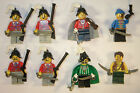 LEGO Pirate Minifigs 8 Armada Sailors and More!