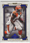 Giovani Bernard Rookie Card Checklist and Guide 56