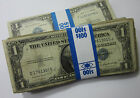 (1) 1935/1957 One Dollar Silver Certificate $1 // Circulated // (N661)