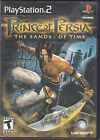 Prince of Persia The Sands of Time Video Game for PS2 Playstation 2 VG, booklet