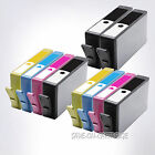 10 Pack 564XL Ink (WITH CHIPS) For HP 564XL Photosmart 5512 5514 5515 5522