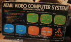 Atari 2600 Video Computer System With Box 7 Games Manuals Controllers Paddles