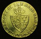 1797 Great Britain 18th Century Georgivs III RARE COIN /TOKEN Coin / Medal 29