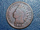 1892 Indian Head Cent  (1664)