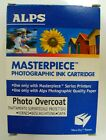 Alps MD Series PHOTO OVERCOAT Dye sub Printer Ink Cartridge  NIB