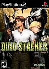 Dino Stalker  (Sony PlayStation 2, 2002) PS2 Capcom Good Condition Fun! rated m