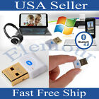 USB 20 Mini Bluetooth 40 CSR40 Adapter Dongle for PC LAPTOP WIN XP VISTA 7 8