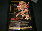 Merry Christmas Mr Lawrence  Original One Sheet  David Bowie  Tom Conti