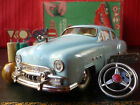 Scarce 1950's US-Zone SCHUCO 5300 Tin Wind-up Federmotor Ingenico Buick  (Video)