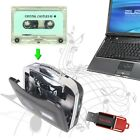 Tape to PC Super USB Cassette-to-MP3 Converter Capture Audio Music Player - USPS