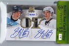2010-10 THE CUP SIDNEY CROSBY DUAL HONORABLE NUMBERS AUTO PATCH # 18 87 BGS 9.5