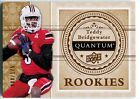 Teddy Bridgewater 2013-14 Upper Deck Quantum Football Rookie XRC 8 175 *T762