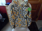 Vera Bradley Double Zip Backpack in Go Wild NWT