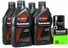2008 KAWASAKI VULCAN 1600 MEAN STREAK OIL CHANGE KIT