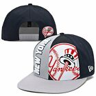 1 New Era® MLB New York Yankees NE NC Team Logo 9Fifty Snapback Hat
