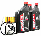 1982 HONDA GL500 I SILVER WING SILVER WING INTERSTATE OIL CHANGE KIT