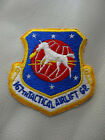 USAF 167TH TACTICAL AIRLIFT GP.PATCH  ... very collectible!!