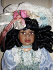 New in Box Classic Treasuers African American Porcelain Doll Special Edition