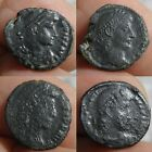 R49 Roman - LOT OF 4 ROMAN COINS - AE 15mm