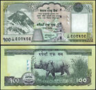 NEPAL  2008 Rs100 EVEREST Very Scarce Replacement Prefix 'Ee/ 55' UNC