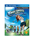 Hot Shots Golf World Invitational Game for Sony PlayStation Vita PSVITA
