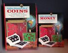 VINTAGE 1956 GOLDEN ADVENTURE KIT OF COINS COIN COLLECTOR KIT Money