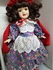 Amanda Star Limited First Edition Red Riding Hood Doll (629)