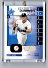 2001 Leaf Rookies and Stars Statistical Standouts Jeter