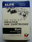 Alps MD Series BLACK Printer Ink Cartridge  NIB