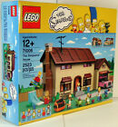 LEGO 71006 The Simpson's House Set 2523 pieces NEW factory sealed FREE shipping