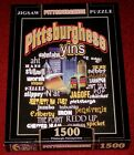 PITTSBURGHESE JIGSAW PUZZLE~1500 PIECES~SIZE 34