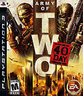 Army of Two: The 40th Day  (Sony Playstation3   NEW  NEW  NEW