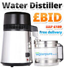 # Stainless Steel Water Distiller # www.makewaterpure.co.uk # Leading supplier