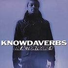 Knowdaverbs The Action Figure 2000 Gotee CD CCM Christian rap rock pop