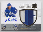 2010-11 THE CUP PHIL KESSEL LIMITED LOGOS AUTO AUTOGRAPH PATCH 43 50 MAPLE LEAFS