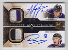 2010-11 THE CUP ANZE KOPITAR DREW DOUGHTY SIGNATURE PATCHES AUTO PATCH #35 35