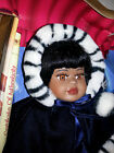 Collectors Choice by Dan Dee NIB African American Porcelain Doll Limited Edition