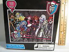 MONSTER HIGH Foil JIGSAW PUZZLE Girls FRANKIE DRACULAURA Home Gift Activity NEW