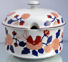Fitz & Floyd Mandarin Garden Soup Tureen and Lid Retired NLA