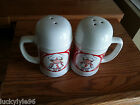 Campbell's Soup Classic Salt and Pepper Shakers